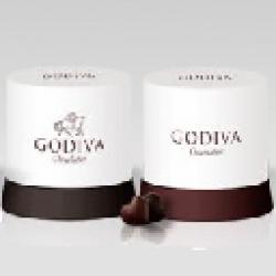 ND Godiva Choco White Roll