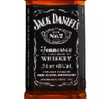 Jack Daniels 0,7l