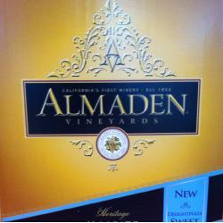 Almaden Moscato 31