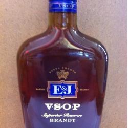 E&J VSOP brandy
