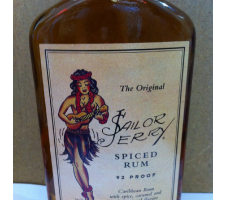 Sailor Jerry Spiced 92 Proof Rum