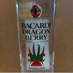 Bacardi Dragon Strawberry Rum