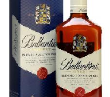 Ballantines Finest 0,7l+čaše