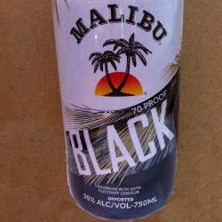 Malibu Black 70 Proof