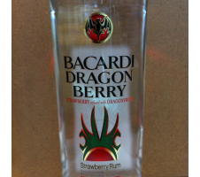 Bacardi Dragon Strawberry Rum